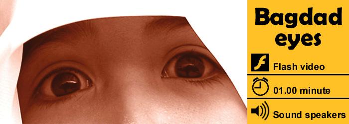 Bagdad eyes-neropop-dario-quaranta